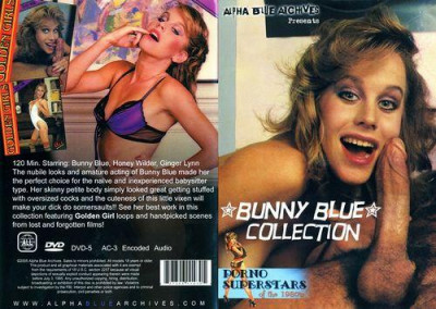 Porno Superstars Of The 1980s: Bunny Blue Collection