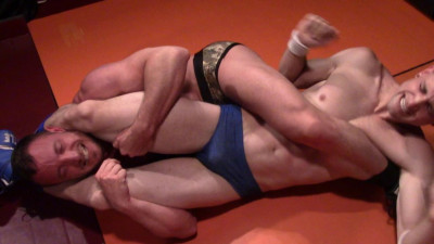 MuscleBoyWrestling - Quin Quire vs Alex Costa