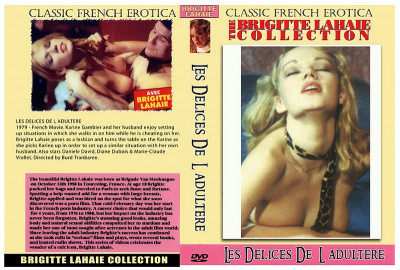 Description Les Delices De L'adultere 1979(Blue One)