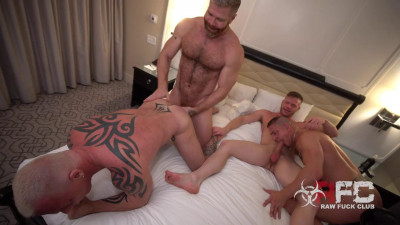 Gay Marriage Orgy, Part 1