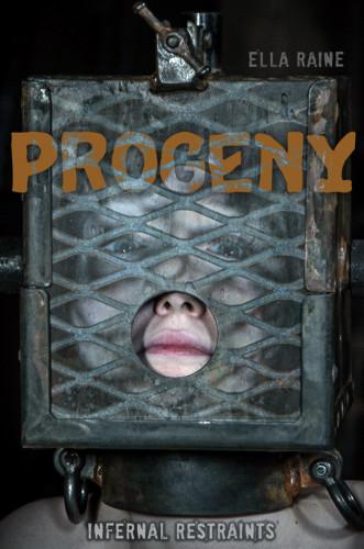 IR  Progeny – Ella Raine (2020)