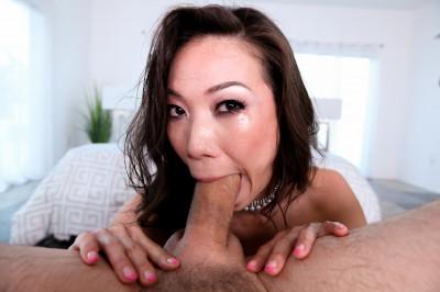 Kalina Ryu - Testing An Asian Throat (2018)