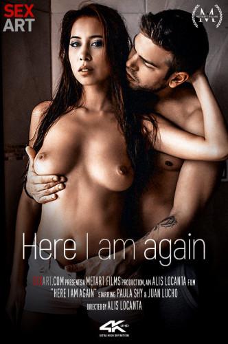 Paula Shy - Here I Am Again (2016)