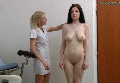 Angel Princess (18 years girl gyno exam)