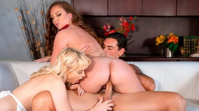 Maddy OReilly, Chloe Cherry – Double The Stakes FullHD 1080p
