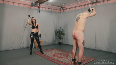 Mistress Anette - Strict Anette's Punishments - Parts 1-2