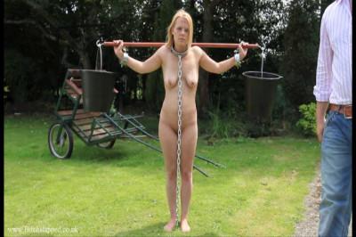 Humiliation slaves and petgirls part 13