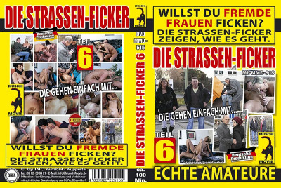 Die Strassen-Ficker vol.6