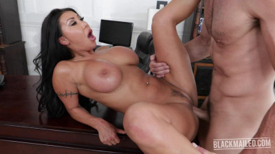 August Taylor — Secretary.S Blackmailed Office Fuck