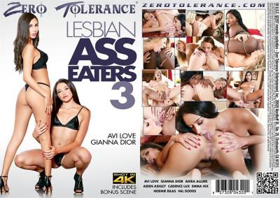 Description Lesbian Ass Eaters Vol.3