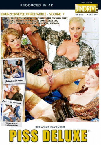 Piss Deluxe Part 7 - tit, group sex, punish, europe