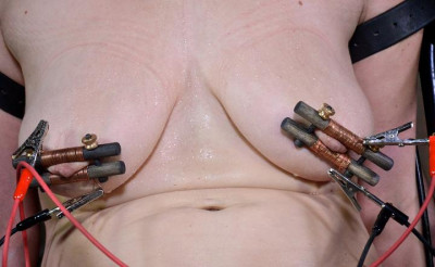 Electro Blow To Nipples