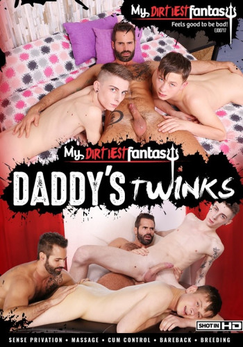 Daddys Twinks - Connor Rex, Jerome James, Dani Robles