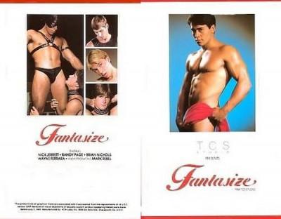 Fantasize - Brian Hawks, Mark Rebel, Randy Page (1984)