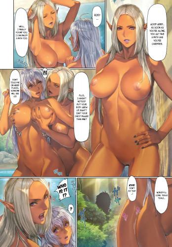 Description Homare manga