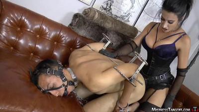 Mistress Tangent - Strapon Training Part 3