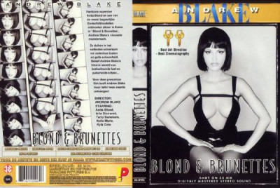 Description Blond and Brunettes Cd1