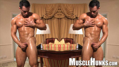 Description Musclehunks Joe Barkley