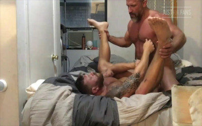 Just For Fans – Riley Mitchel fucks Dirk Caber