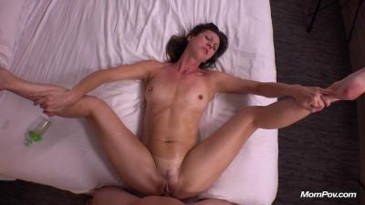 Hyper-orgasmic cock hungry swinger - E314
