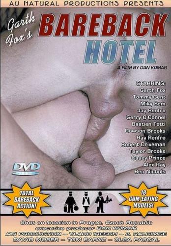 Description Full Bareback Hotel - Garth Fox, Tommy Gent, Jay Renfro
