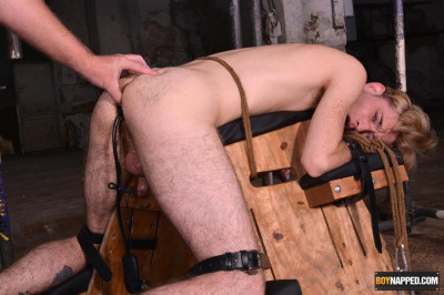BNapped - Working On Twinky Boy Jacob - Part 1