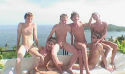 Twinks In Summer Fuck Party