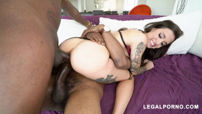Luna Lovely DVP Everybody Was Asking For With 2 Huge BBC – Full HD 1080p