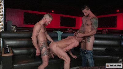 Dakota Rivers, Jack Vidra & Johnny V