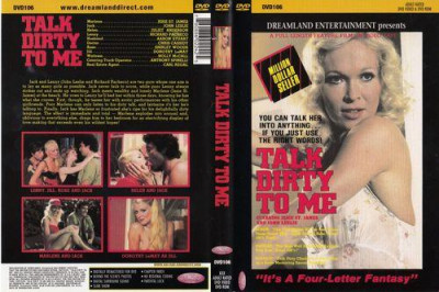 Description Talk Dirty To Me (1980)