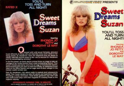 Description Sweet Dreams Suzan