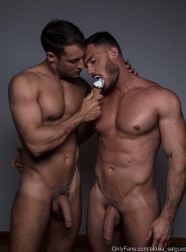 OnlyFans - Nestor (nescandel) & Inigo (indiboy) - Sex Scenes Part 1