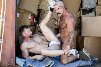 NastyD Jack Dyer & Jacob Peterson Packing