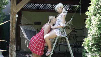 Angelika & Lika Star - Eden