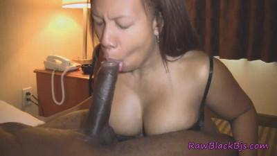 busty ebony chocolate laylani got shocked by big black dick