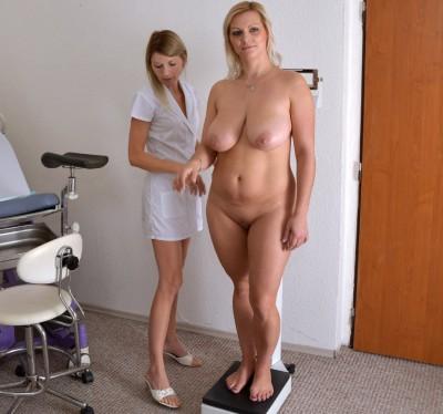 Kristen Klark (30 years girl gyno exam)