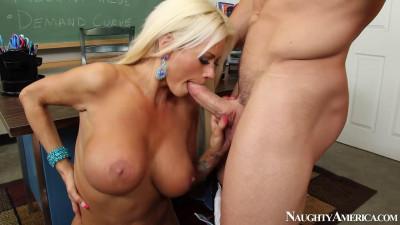 Nikita Von James My First Sex Teacher