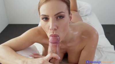 Nathaly Cherie – Big tits MILF served a creampie FullHD 1080p