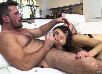 Manuel Ferrara, Sophia Laure - Sophia Laures Ass Welcomes Manuels Big Fat Cock FullHD 1080p