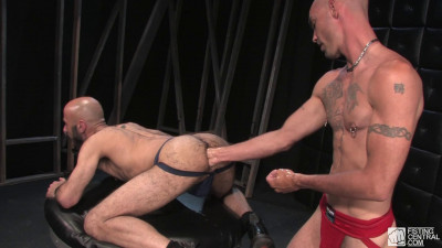 FCentral - Stuff That Ass, Scene 02 - Boyhous and Caedon Chase