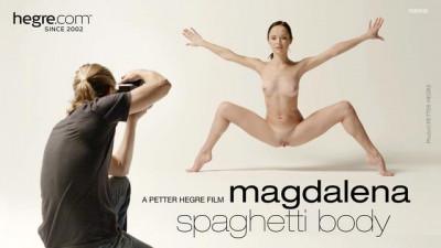 Magdalena - Spaghetti Body