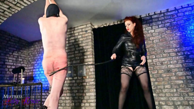 Mistress Lady Renee - Learning To Say ThankYou