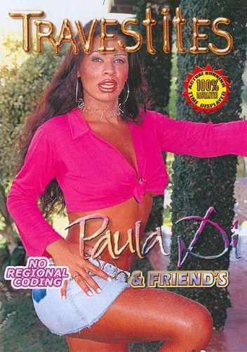 Sunshine Films – Travestites – Paula Di And Friends