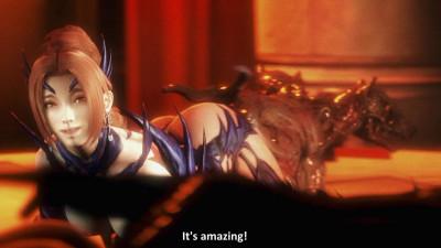 Kunoichi bonus Autumn Shrinmeydena and Brutal Bakchanali episode two