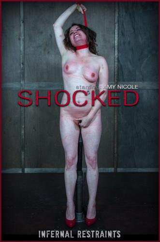 InfernalRestraints Amy Nicole Shocked