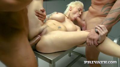 Mila Milan - Police Interrogation Turns Threesome