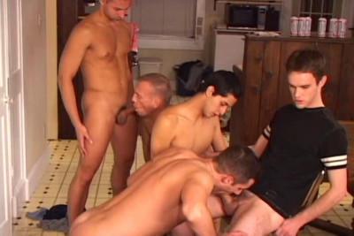 Sex Files Vol. 4 - Gangbang Party