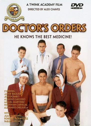 Description Twink Academy - Doctors Orders