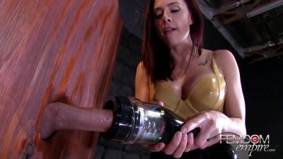 Chanel Preston - Cum Extractor