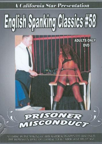 English Spanking Classics 58 DVD